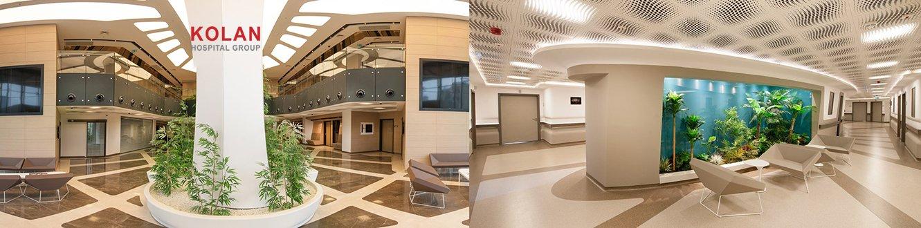Сеть клиник Колан (Kolan Hospital Group)