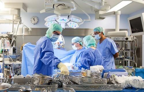 отделение кардиологии и кардиохирургии