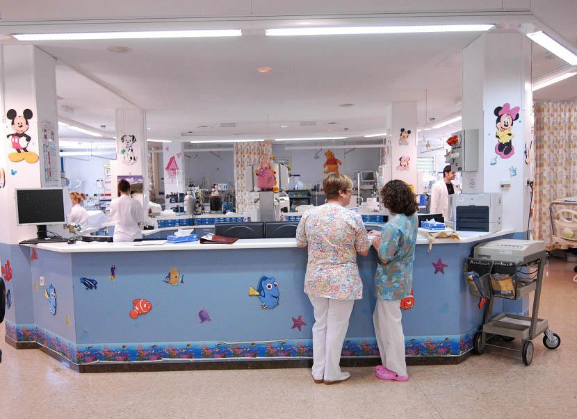 Детский госпиталь Сан Жуан (Sant Joan de Deu)