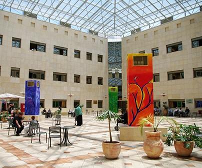rehabilitation center for children in israel