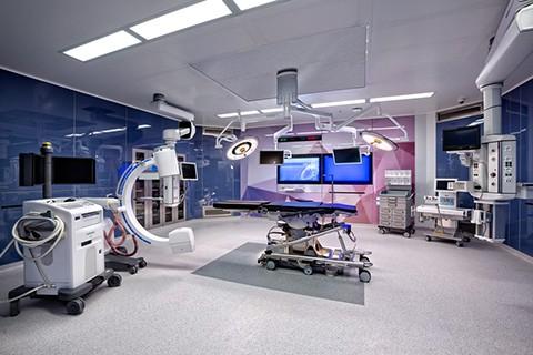 Acibadem Taksim operating room