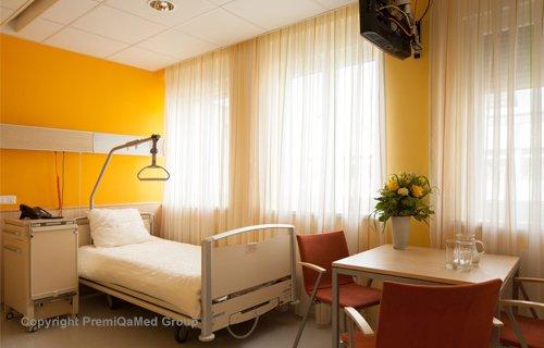 """Ведение беременности и роды в клинике """"Goldenes Kreuz"""""""