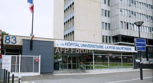 Госпиталь Питье-Сальпетриер