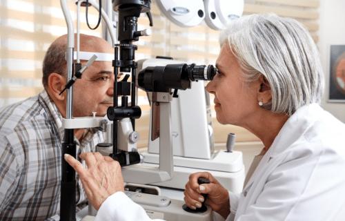 Eye treatment at Batigoz Medical Center Turkey