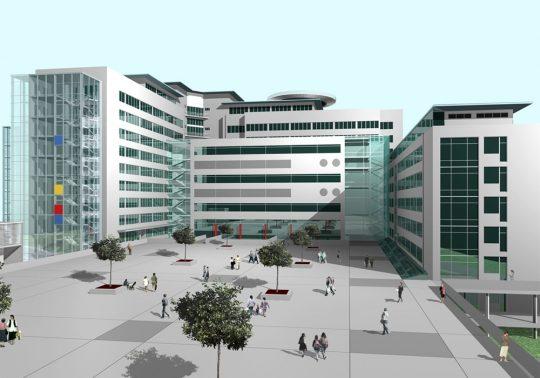 Университетская клиника Мотол