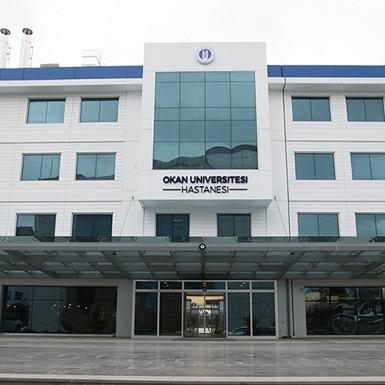 университетский госпиталь окан в турции