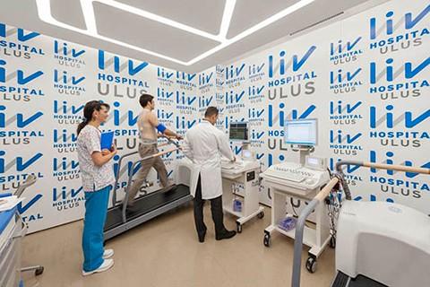 sports medicine at liv hospital