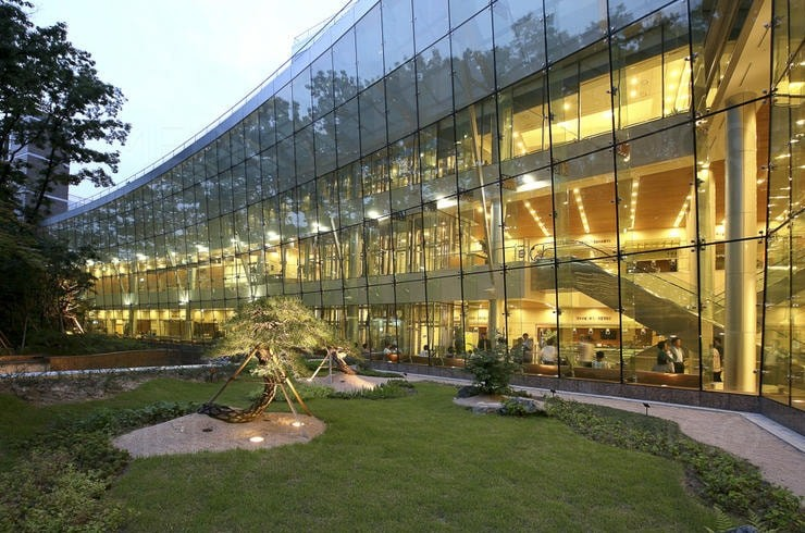 Медицинский центр Самсунг