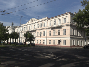 Sanatorium complex Teplitse