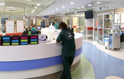 кардиологическое отделение клиники Шиба
