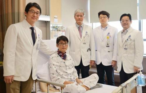 Surgery in Severance hospital