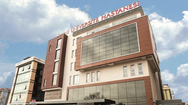 Университетский госпиталь Бируни (Biruni)