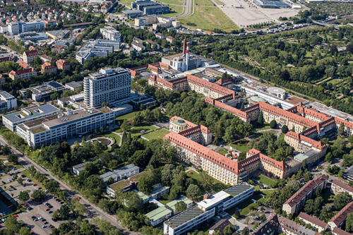 Университетская клиника Фрайбурга