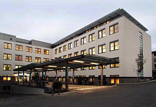 Университетская клиника Эссен