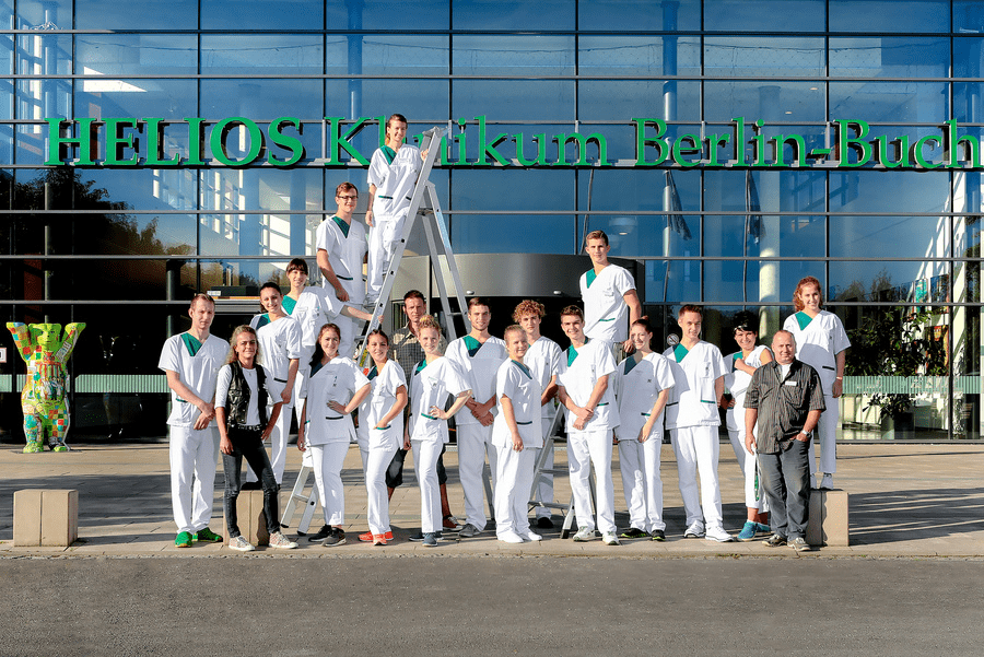 Группа клиник Хелиос