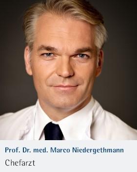 Professor Dr.Marco Niedergethmann