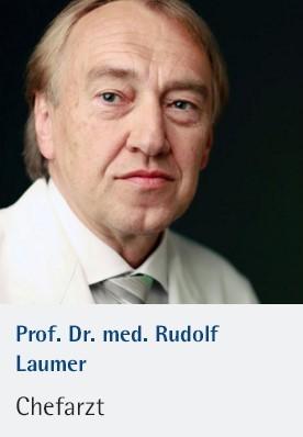Professor Rudolf Laumer
