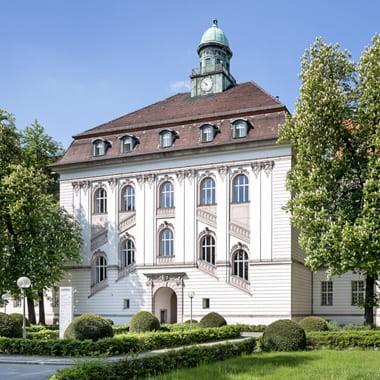 немецкий кардиологический центр в берлине фасад здания
