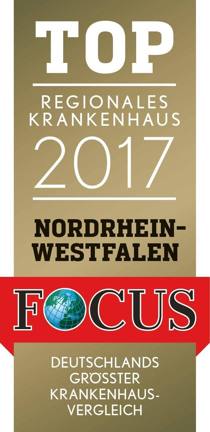 TOP 2017 Regionales Krakenhaus