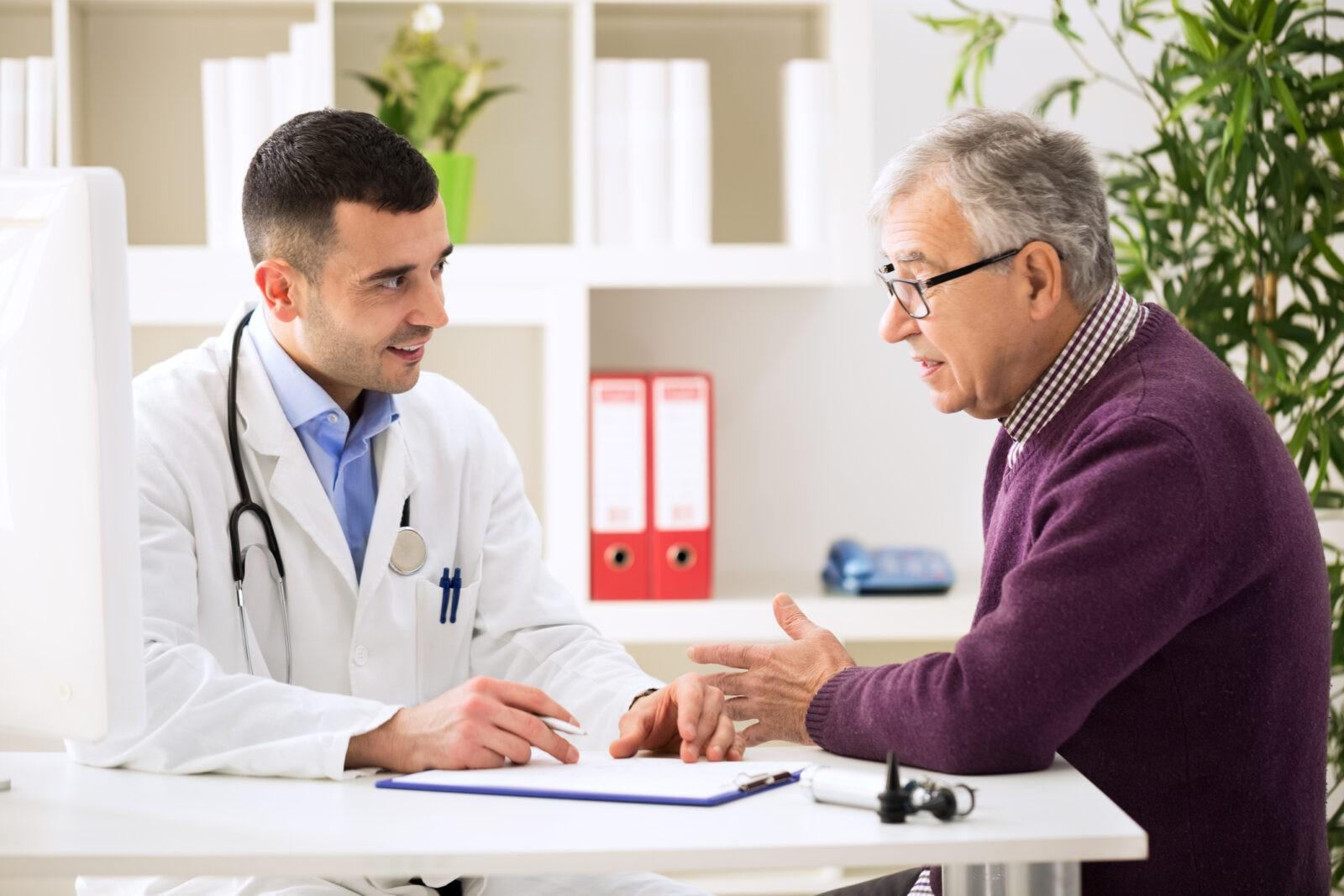 Обзор современных методов лечения рака простаты
