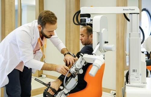 Rehabilitation at Romatem Medical Center