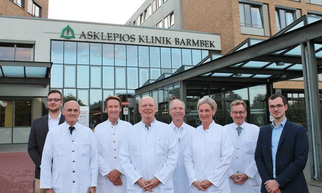Лучшие врачи Германии - Сеть клиник Асклепиос