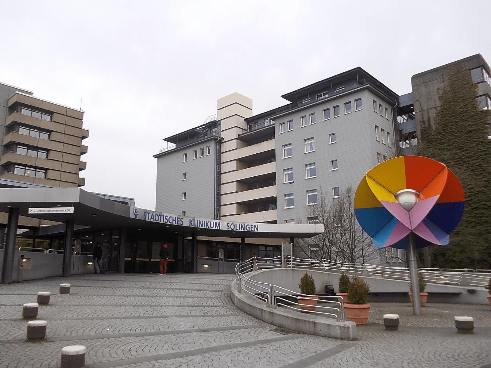 Университетская больница Золинген