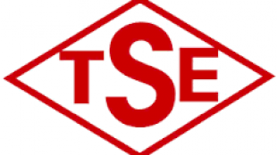 TSE Certificate of compliance with Turkish standards