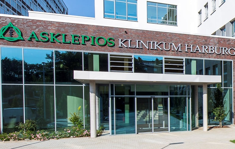 Сеть клиник Асклепиос (Asklepios Hospital)