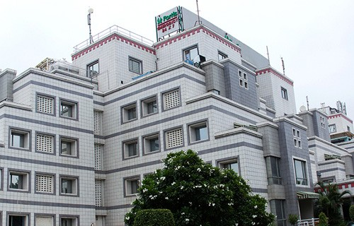 больница фортис индия