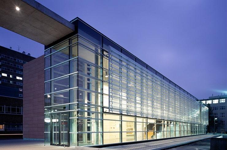 Университетская клиника Франкфурта