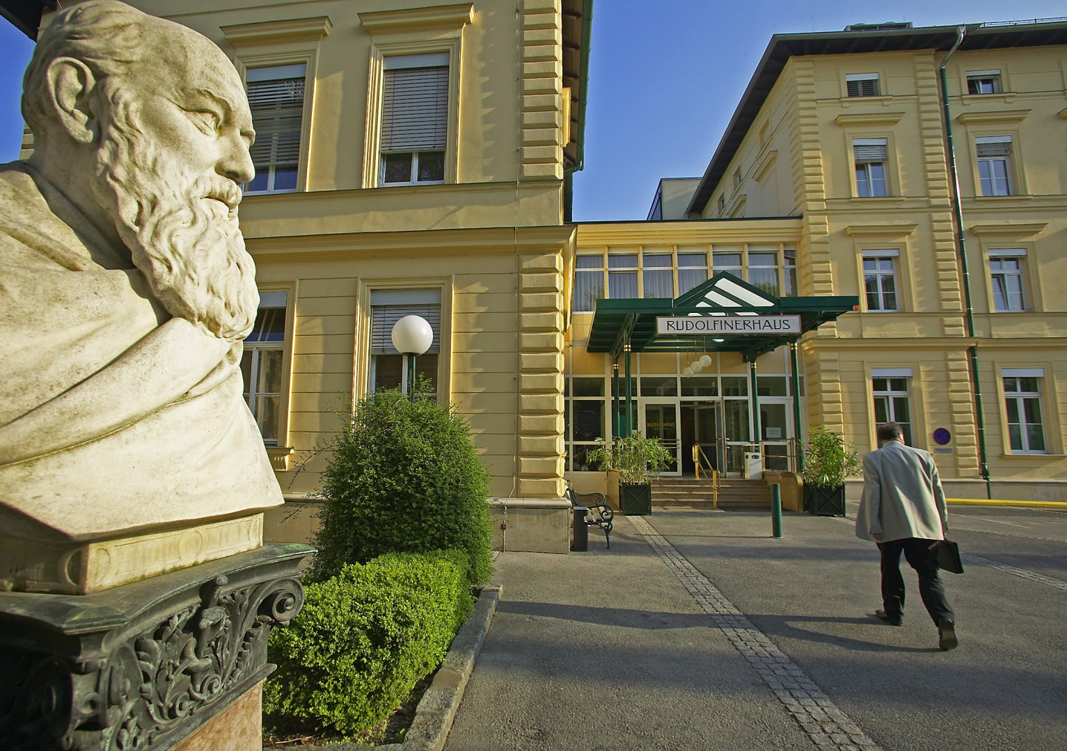 Клиника Рудольфинерхаус (Rudolfinerhaus)