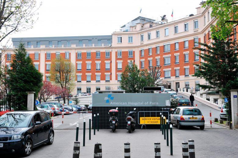 Американский госпиталь Парижа