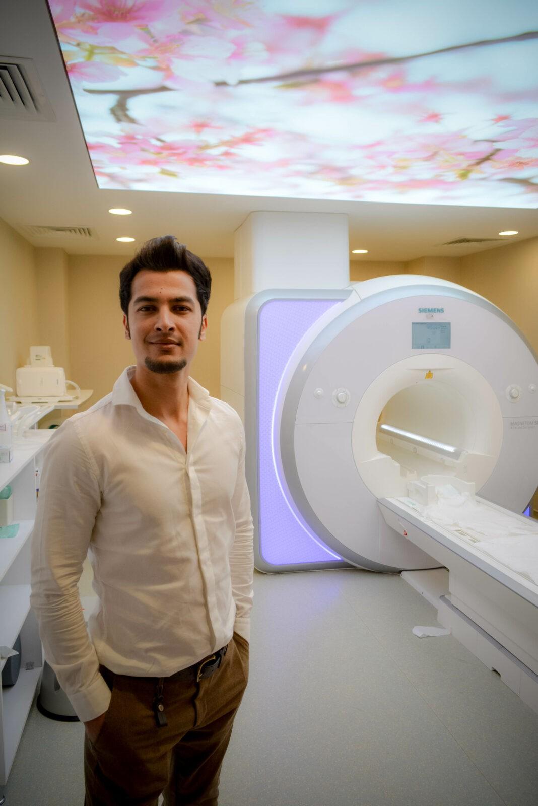 Зишан Заман о медицине и клиниках Турции