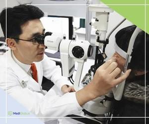 лечение глаз в корее