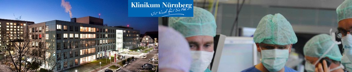 Клиника Нюрнберг (Норд, Зюд Nürnberg)
