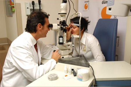 Dünyagöz Ophthalmology Clinics Network