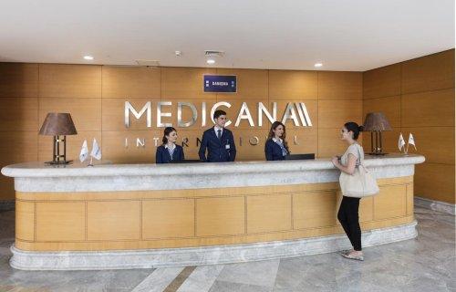 medical treatment at medicana hospital