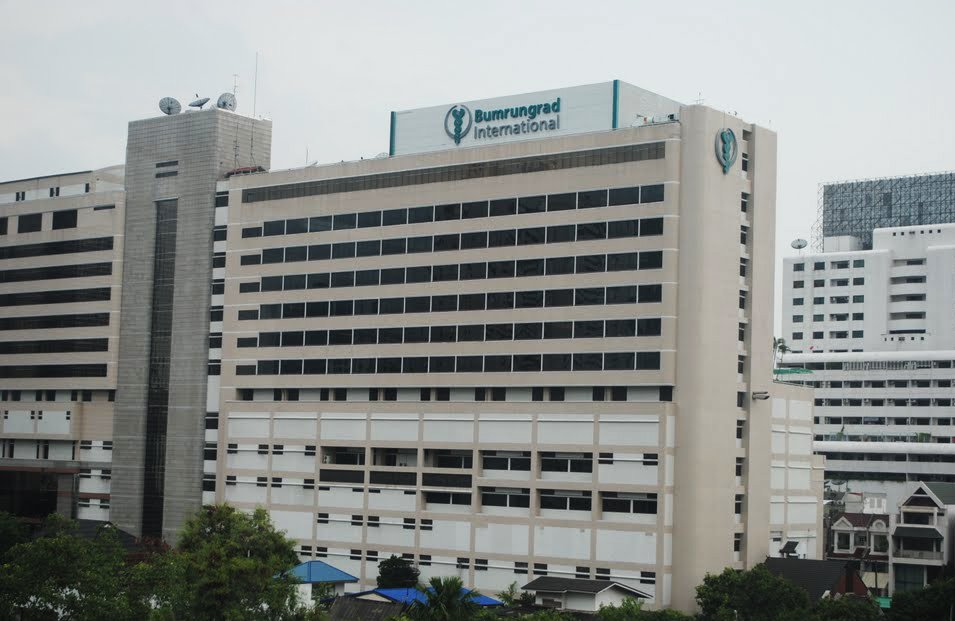 Клиника Бумрунград (Bumrungrad International Hospital)