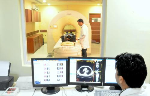diagnostics at artemis medical center india