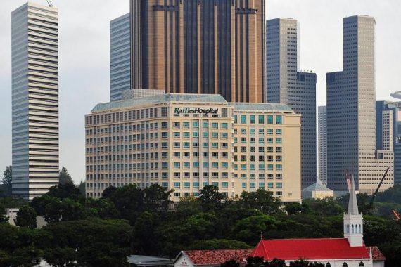 Клиника Раффлз - лечение в Сингапуре