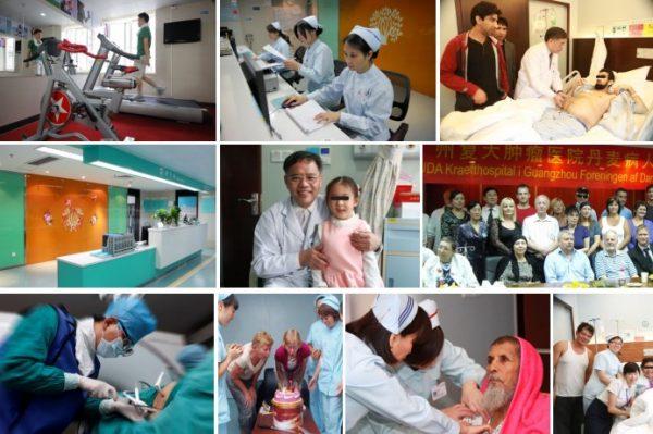№1 в лечении рака в Китае