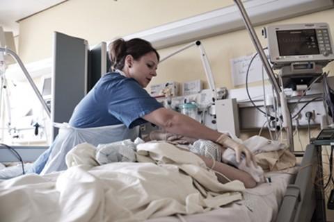 nursing at akh vienna hospital