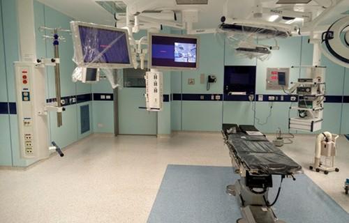 Департамент гастроэнтерологии в медицинском центре Хадасса