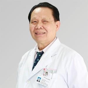 Doctor Zeng Zongyuan of Fuda Cancer Hospital