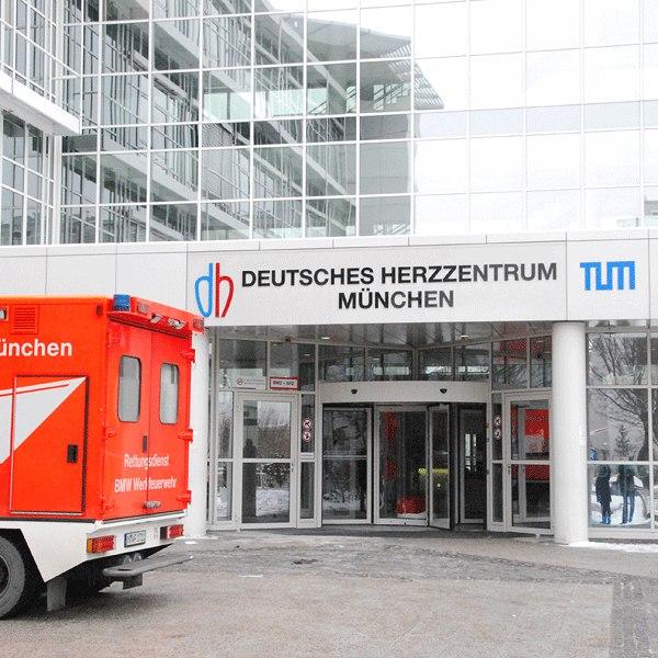 Немецкий кардиологический центр Мюнхена (Deutsches Herzzentrum München)
