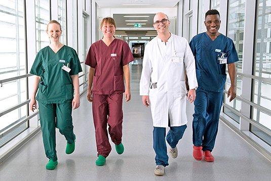 лучшие доктора университетских клиник в германии