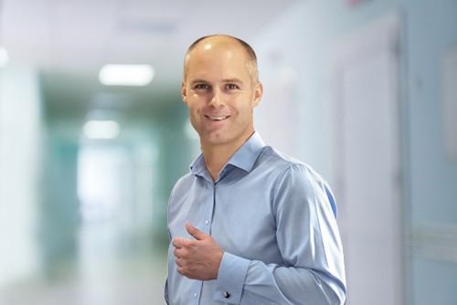 Leading orthopedic surgeon in Poland image