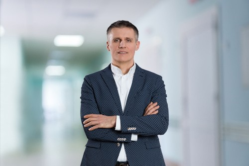 Spinal surgery specialist in Poland image