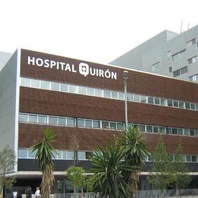госпиталь кирон барсенона испания